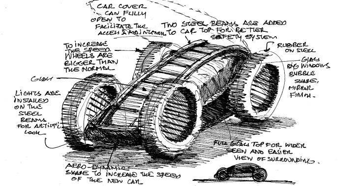 Conceptual Car Design