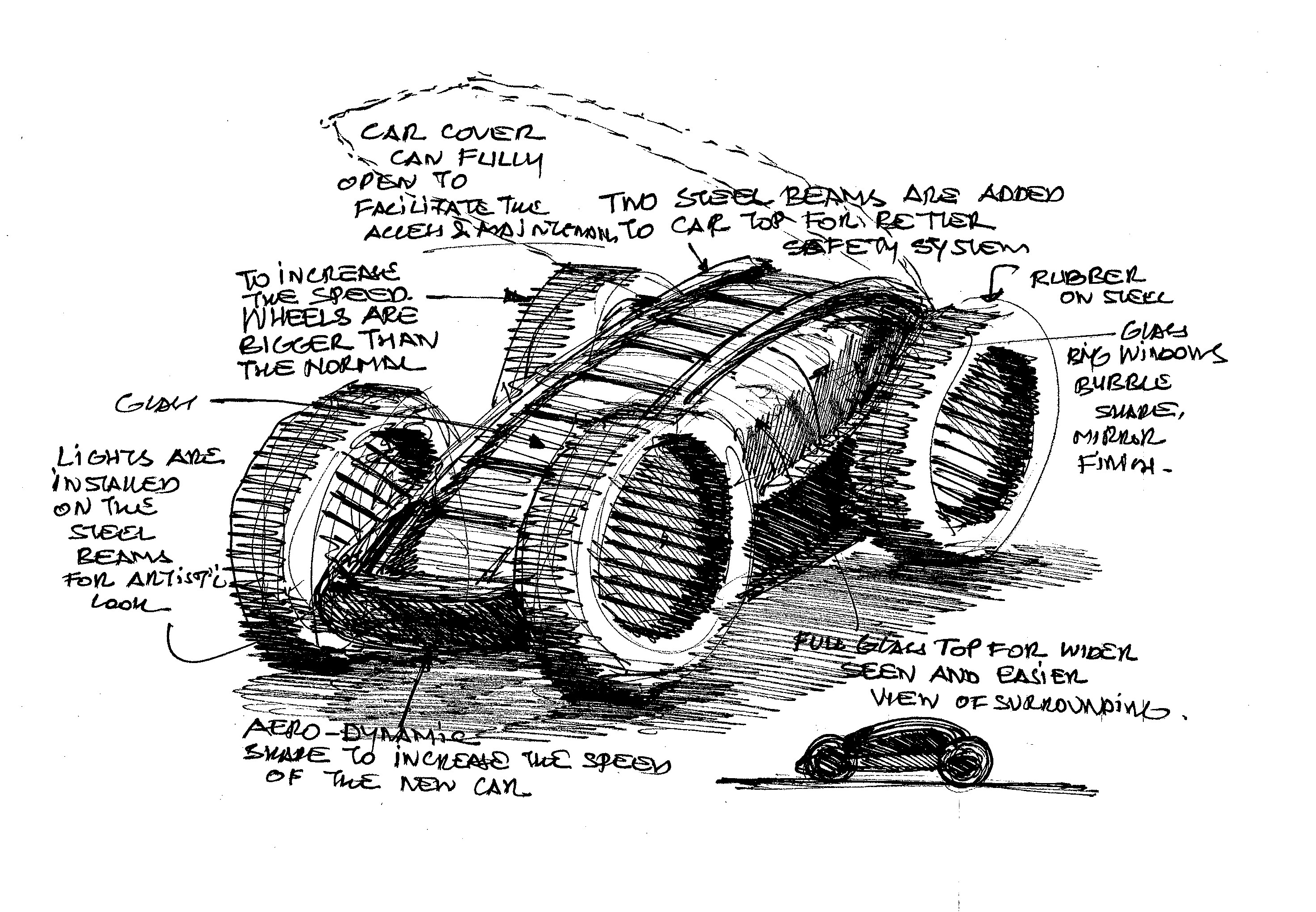 Conceptual Car Design