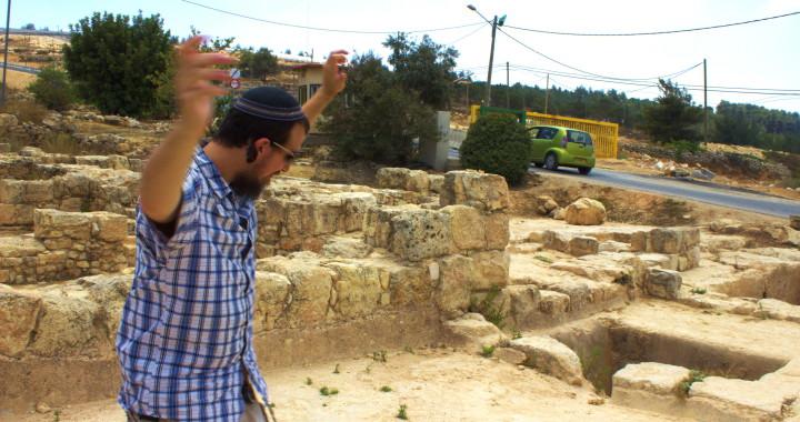 Rabbi Eitan Dancing